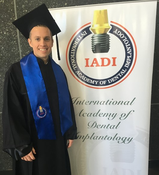 Dr. Call is a member of the IADI
