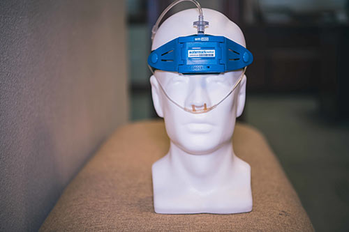 A home sleep test for sleep apnea, available at Century Dental in Hillsboro, OR